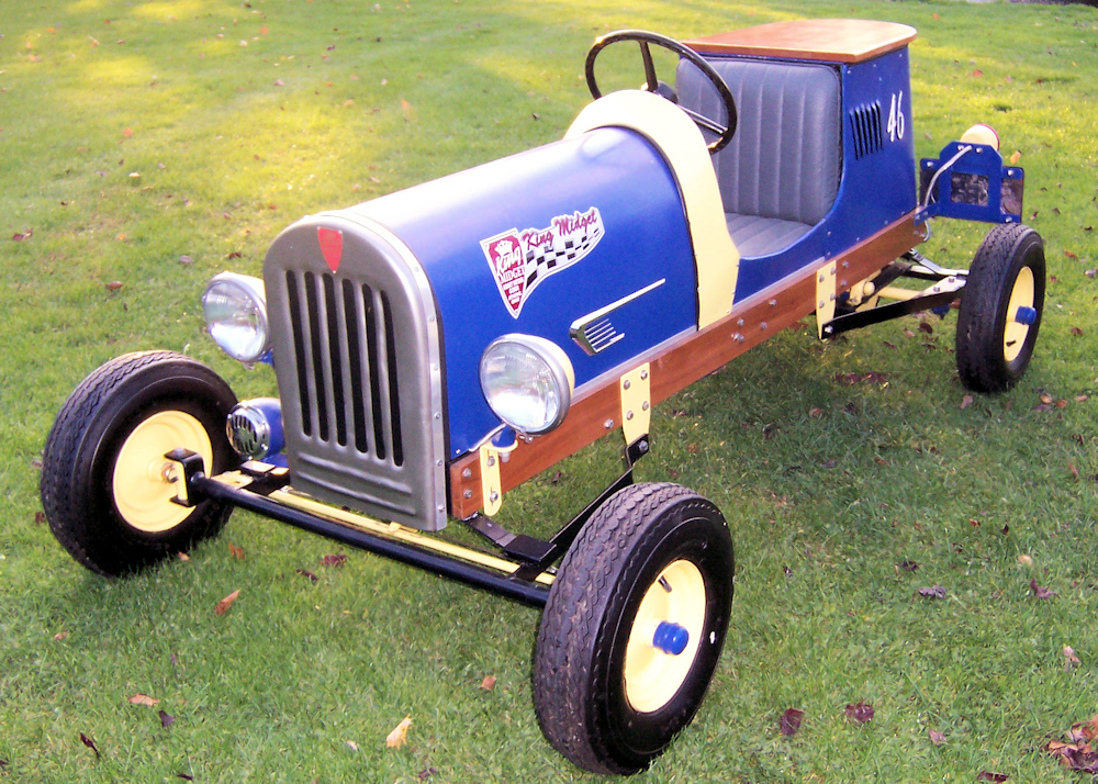Blue King Midget Model I