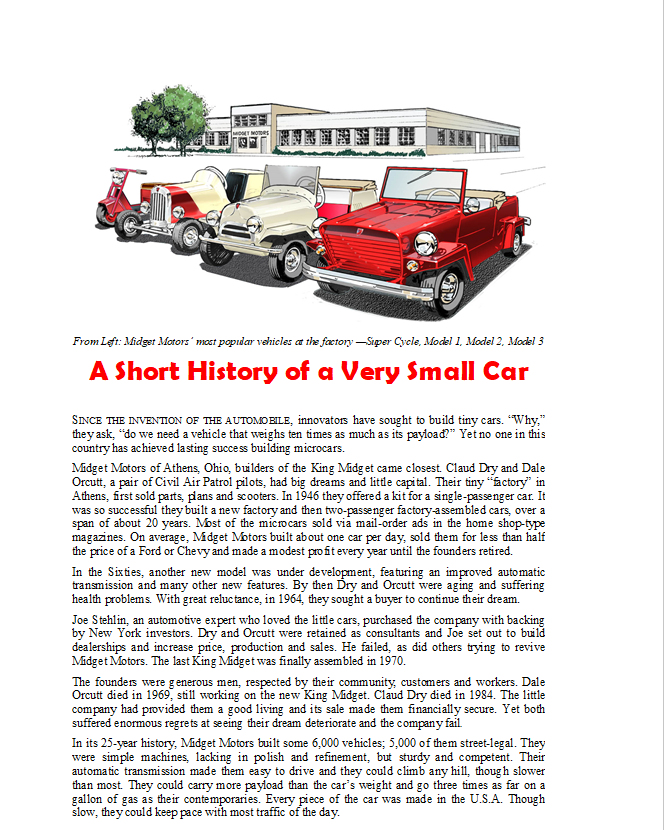 Car History poster 1
