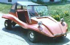 King Midget Commuter Car