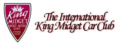 King Midget Club Logo