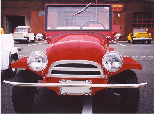 Red King Midget Model II