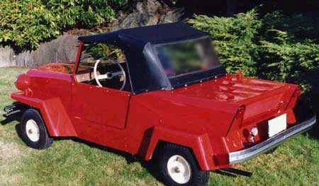 Red King Midget Model III