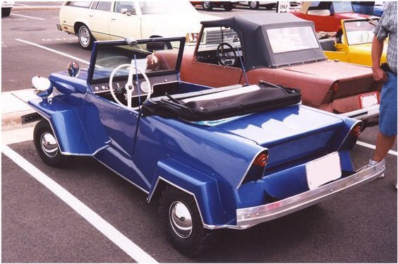 Blue King Midget Model III