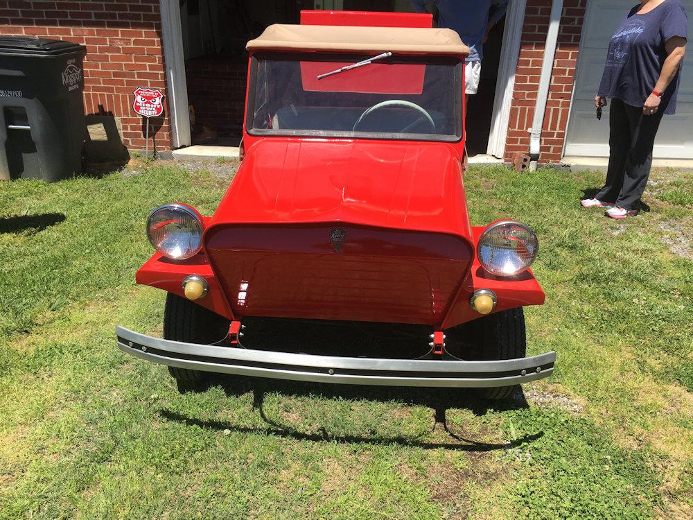 1961 KM Model III for sale