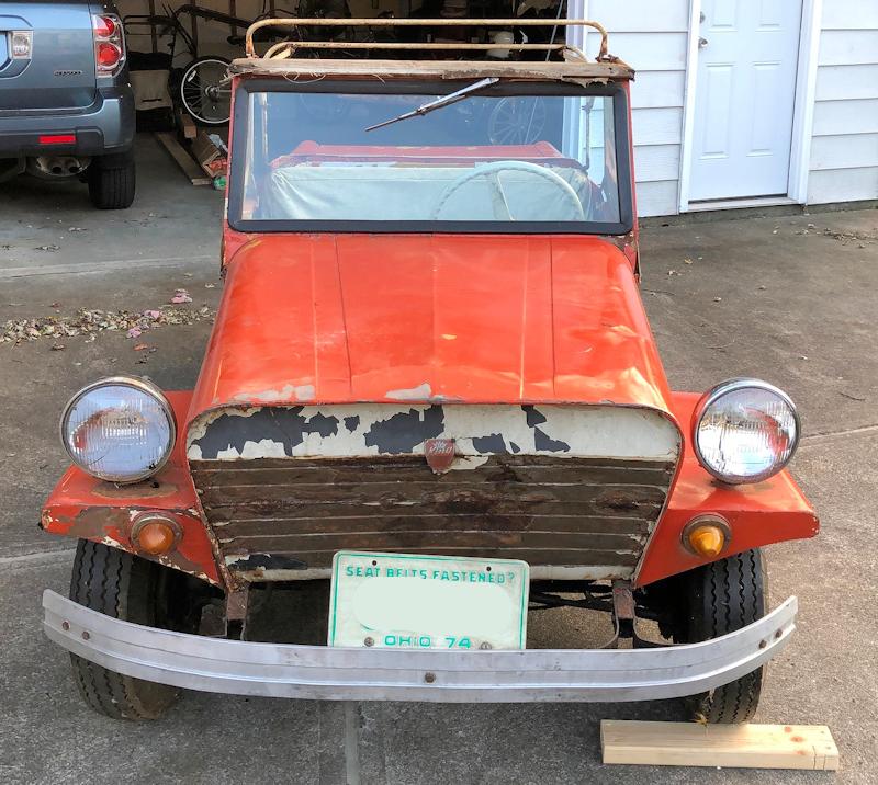 1964 King Midget Model III for sale