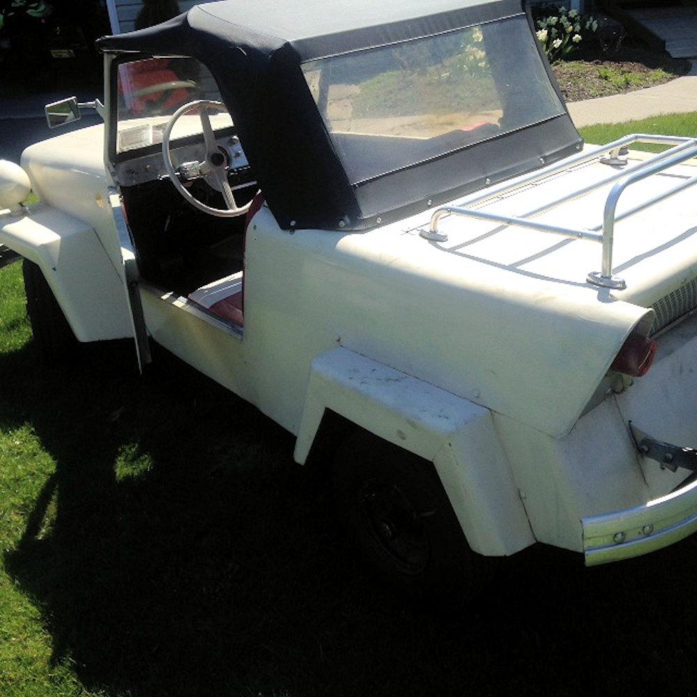 1968 King Midget Model III