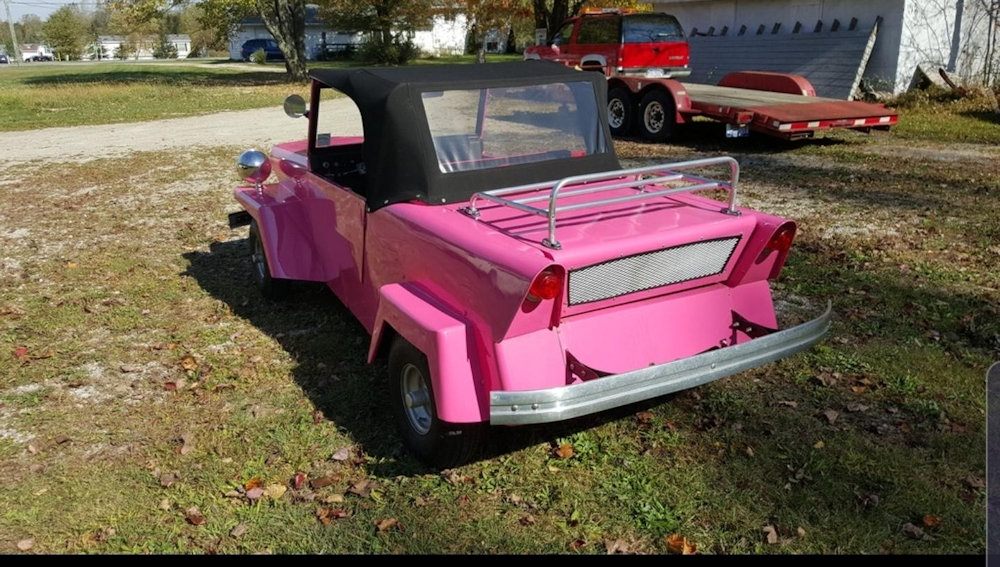 1967 Pink KM Model III for sale