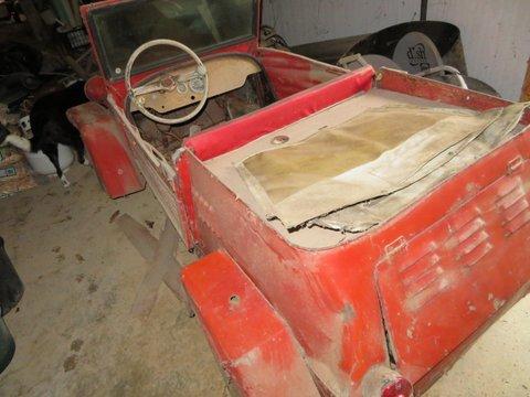 1956 King Midget Model II for sale