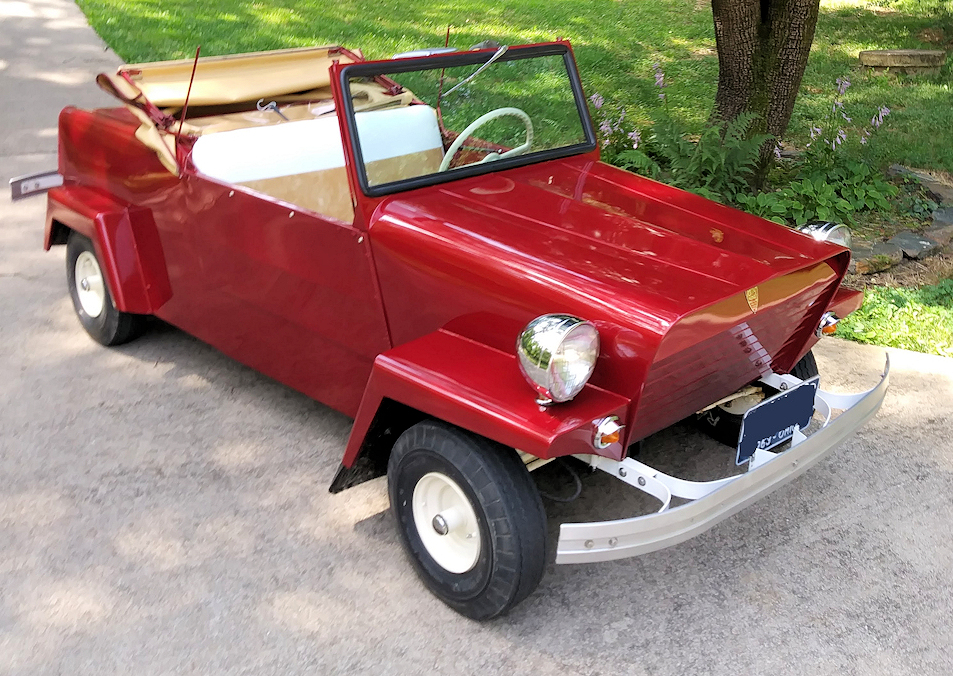 1963 King Midget Model III for sale
