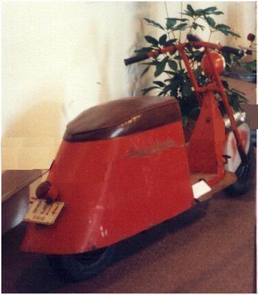 King Midget Scooter